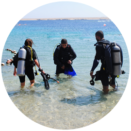 Corso Padi Advanced Open Water Diver